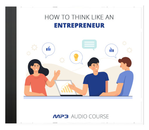 Think Like An Entrepreneur Audio book