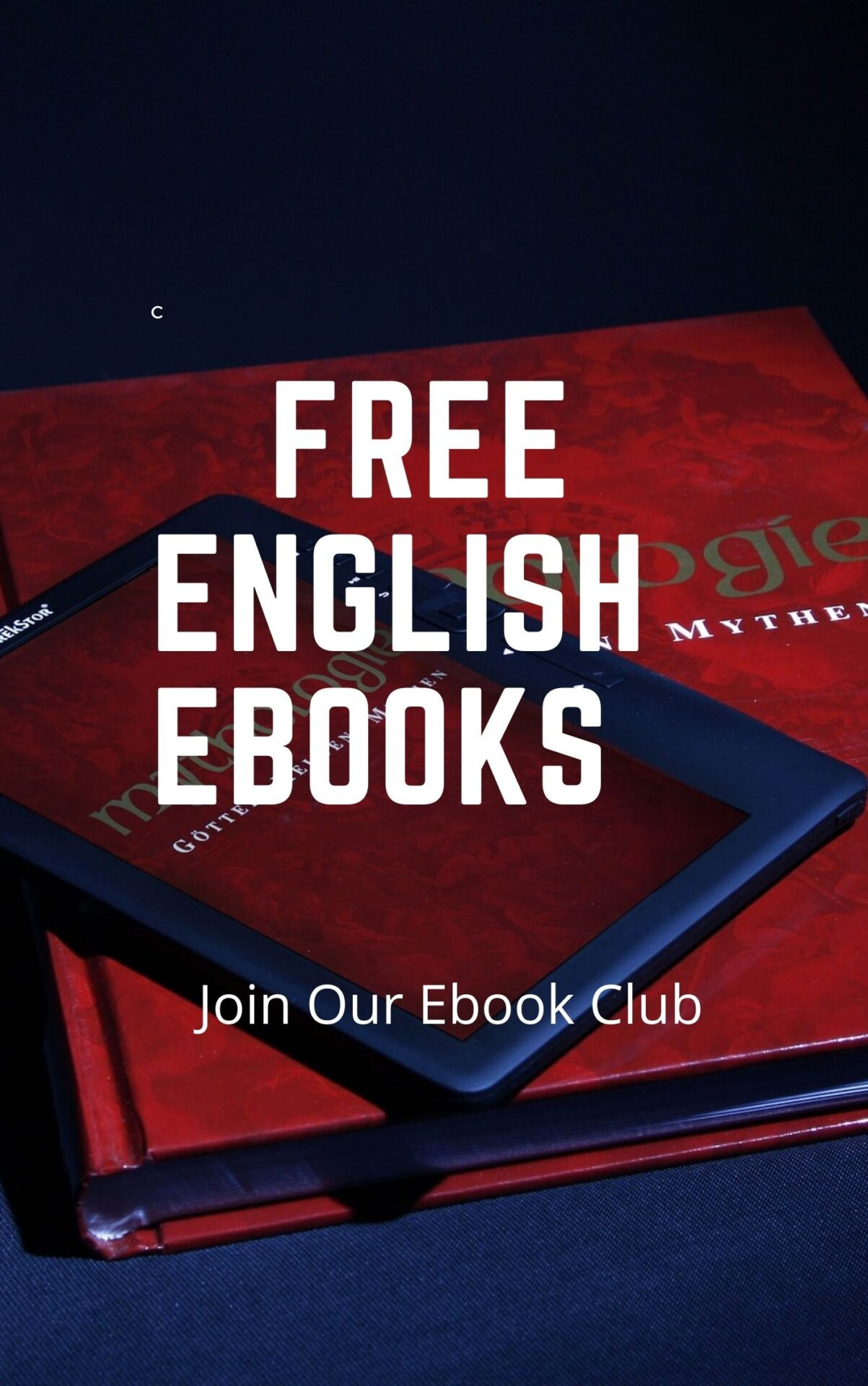Free english ebooks