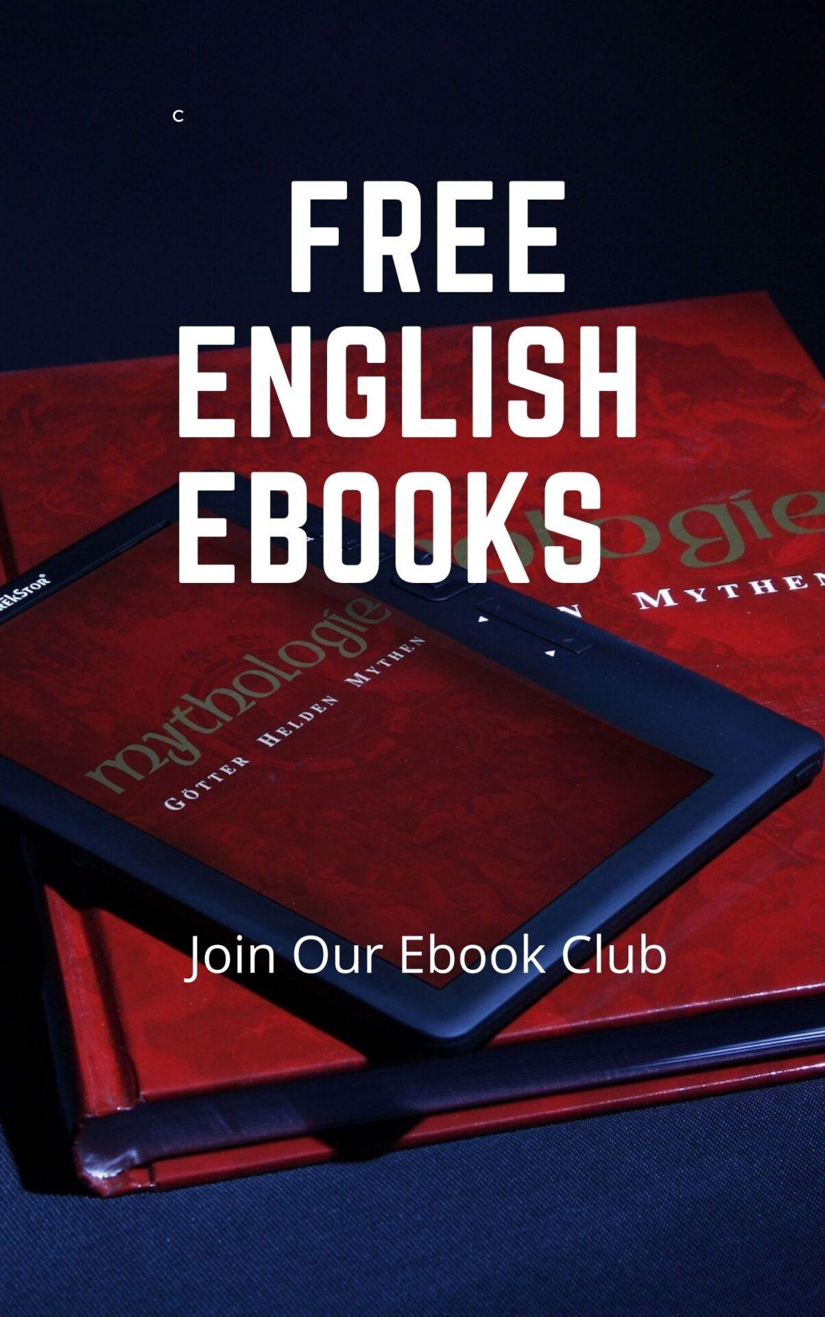Free english ebooks