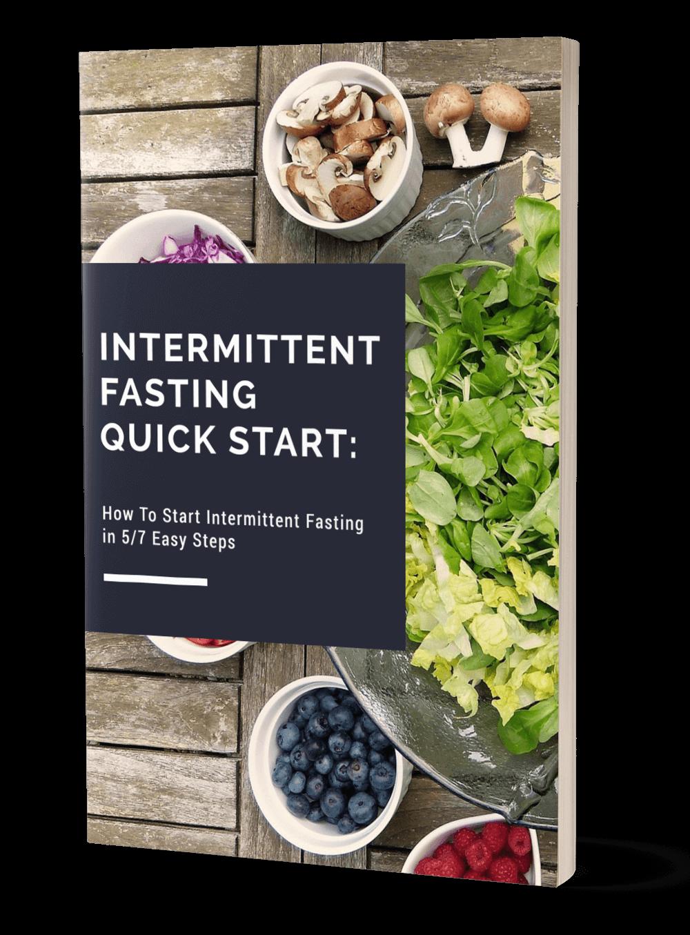 Intermittent Fasting Quick Start Ebook