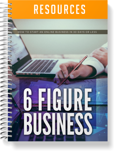 6 figure business Resources